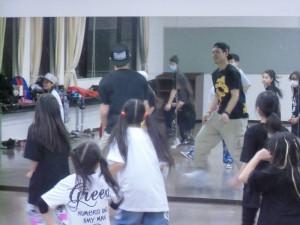 小学生向けダンス教室2